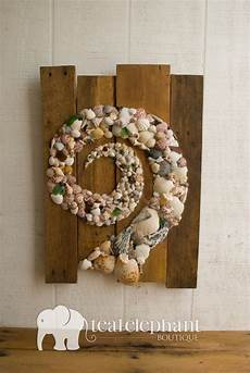 Pallet Shell Spiral Wall Hanging By