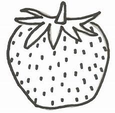 Malvorlagen Obst Werden Erdbeeren Malvorlage Ausmalbild Erdbeere