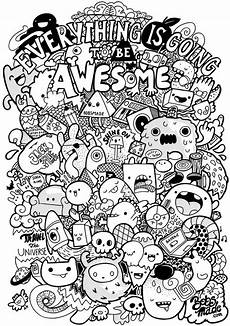 everything is going to be awesome art print by bobsmade society6