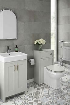 Bathroom Ideas Light Grey by Chatsworth Traditional Grey Sink Vanity Unit Toilet