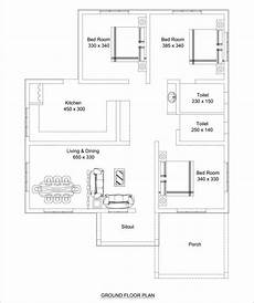 three bedroom kerala house plans beautiful low cost 3 bedroom home plan in 1309 sqft free