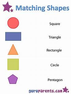 shapes worksheet matching 1179 kindergarten math worksheets guruparents