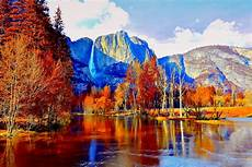 Fall Backgrounds Mountains