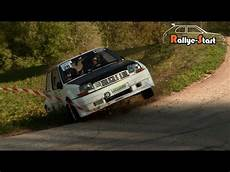 Rallye Du Beaufortain 2018 Hd Rallye Start