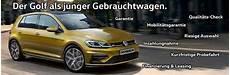 Volkswagen Junge Gebrauchte - volkswagen golf als junger gebrauchtwagen