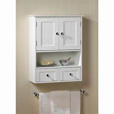 Small Bathroom Wall Storage Unit by Shop Olympia White Wall Mounted Display Cabinet Free
