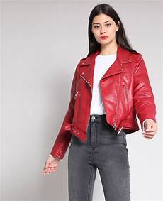 veste perfecto faux cuir 323285342a02 pimkie