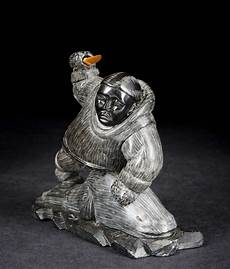 eskimo soapstone carvings inuit soapstone carving