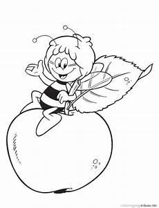 Malvorlagen Biene Maja Malvorlagen Fur Kinder Ausmalbilder Biene Maja Kostenlos