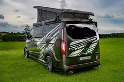 Ford Transit Custom Camper Van Has Style Inside And Out