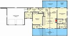 walkout rancher house plans plan 68510vr 2 bed country ranch home plan with walkout