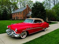 1952 Buick Roadmaster by 1952 Buick Roadmaster Convertible Coches