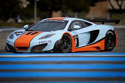 McLaren MP4 12C GT3 At The Race Track  Picture 67386