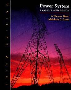 power system analysis and design 3rd edition rent