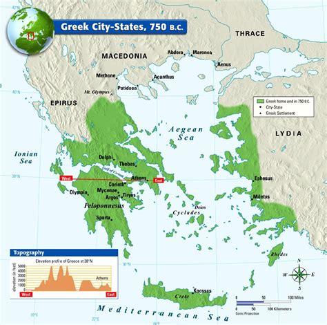 Ancient Greek City States
