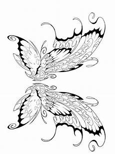 wings coloring pages free printable wings