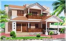 house plans in kerala style 1900 sq feet kerala style 4 bedroom villa indian house plans