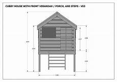 timber cubby house plans cubby house play house build one with your children
