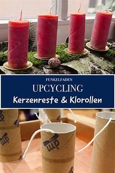 Kerzen Selber Machen Klopapierrolle - anleitung upcycling kerzen aus kerzenresten und