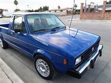 Sell Used 1980 Vw Quot Caddy Quot Diesel Up Loaded Lx 55