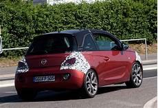 spyshots opel adam opc or new sidi turbo autoevolution
