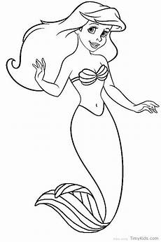 ariel the mermaid coloring pages at getcolorings