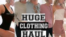 huge clothing haul 2017 windsor store pacsun express love culture youtube