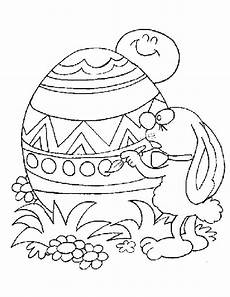 easter coloring pages for childrens printable for free
