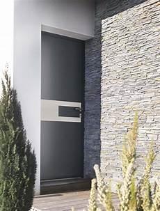 porte en aluminium nos mod 232 les de portes d entr 233 e en aluminium solabaie