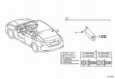 tire pressure monitoring 2000 toyota camry engine control toyota camry receiver assembly door control tire pressure monitoring system 897a006061