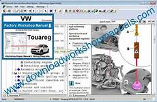 download car manuals 2006 volkswagen touareg seat position control vw touareg workshop repair manual