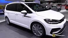 2016 Volkswagen Touran R Line 2 0 Tdi Exterior And