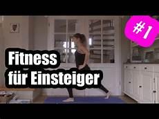Fitness Für Zuhause - fitness einsteiger 1 fitness 220 bungen f 252 r anf 228 nger