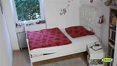 ikea verwirklicht ideen schlafzimmer mit ausstrahlung
