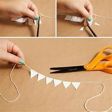 diy cake topper bunting template learn how to make a darling and simple bunting cake topper