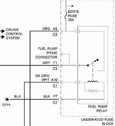 1999 fuel wiring diagram 1999 chevy s 10 fuel don t run where is fuel test