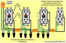 Electrical Can I Gfci Receptacles On The Same