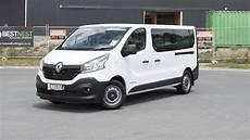Renault Trafic 2018 - 2017 renault trafic dci 140 lwb