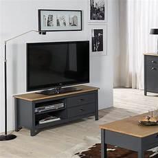 meuble tv gris laqué 39979 petit meuble tv 10 astuces pour un am 233 nagement r 233 ussi but
