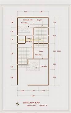 38 Gambar Denah Rumah Mewah Type 100 Terkini