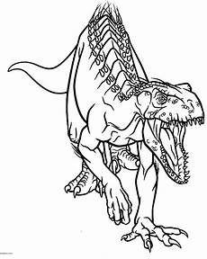 drawing 14 from dinosaurs coloring page