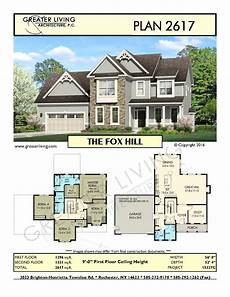 the sims 2 house plans plan 2617 the fox two story house plan greater living
