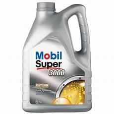 huile moteur mobil 3000 x1 5w40 essence et diesel 5