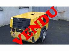 a vendre compresseur de chantier d occasion ref n 176 172