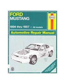 car engine repair manual 1999 ford mustang parking system 1994 2004 ford mustang repair 1994 1995 1996 1997 1998 1999 2000 2001 2002 2003 2004