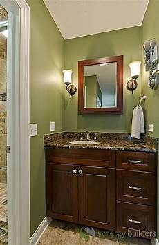 Bathroom Ideas Brown Cabinets by Craftsman 3 4 Bathroom Sconces Green With Brown