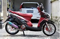 Modifikasi Puli Belakang Mio by Modifikasi Motor Mio Soul 2010 Modifikasi Jakarta