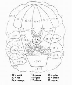 Schule Und Familie Ausmalbilder Ostern Rechnen Und Malen 8pdf Picture Search Results Hase