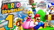 let s play mario 3d world part 1 abenteuer im
