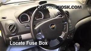 Fix Hose Leaks 2004 2011 Chevrolet Aveo  2009